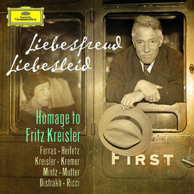 Gidon Kremer, Liebesfreud Liebesleid - Hommage an Fritz Kreisler, 00028947799429