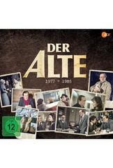 Der Alte, Der Alte - Siegfried Lowitz Box, 04032989602773