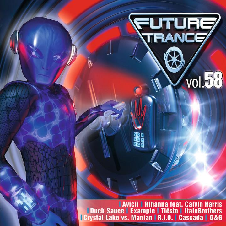 Future Trance Vol. 58