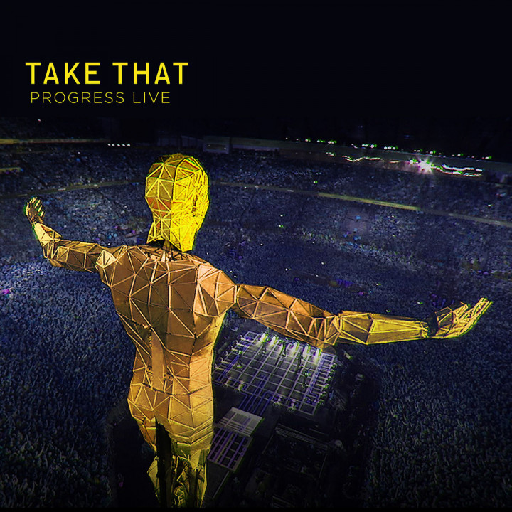 Take That Progress Live: Take That