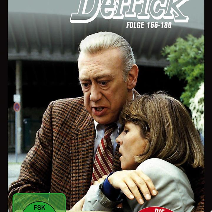 Derrick Collector's Box 12 (5 DVD / Ep. 166-180): Derrick