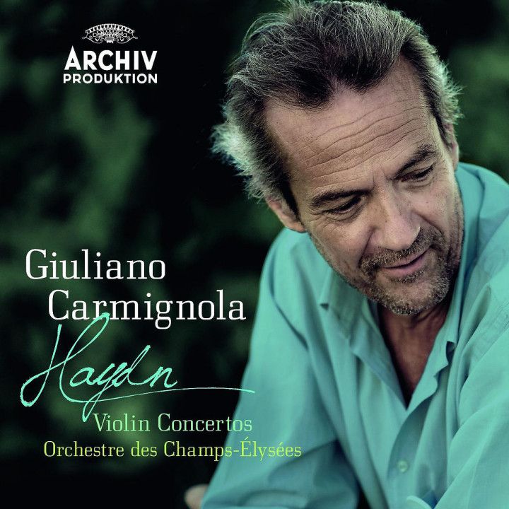 Violinkonzerte 1-4 (ga): Carmignola,Giuliano/Orchestre des Champs-Elysees