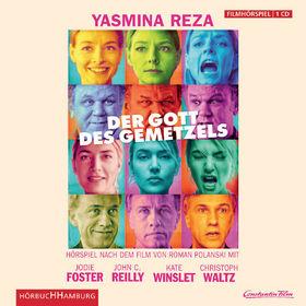 Yasmina Reza, Der Gott des Gemetzels, 09783899033502