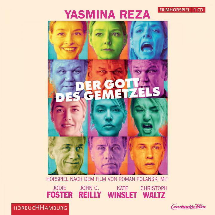 Der Gott des Gemetzels: Reza,Yasmina