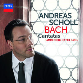 Andreas Scholl, Bach Cantatas, 00028947827337
