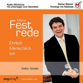 Stefan Gössler, Meine Festrede, 09783868822618
