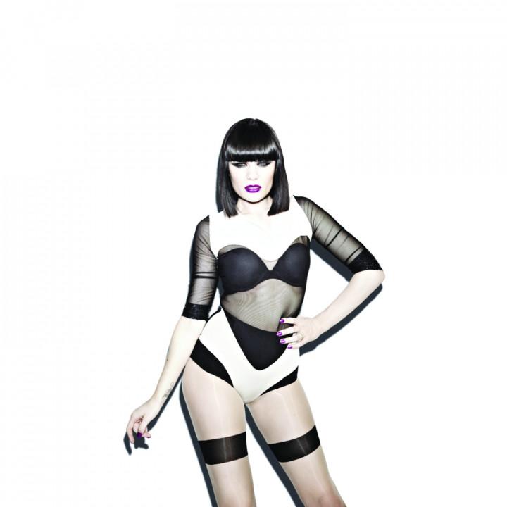 Jessie J Pressebilder 2011 08