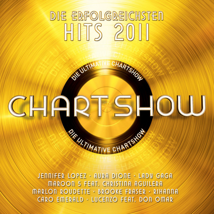 Die ultimative Chartshow - Hits 2011