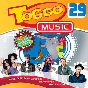 Toggo Music, Toggo Music 29, 00600753369425