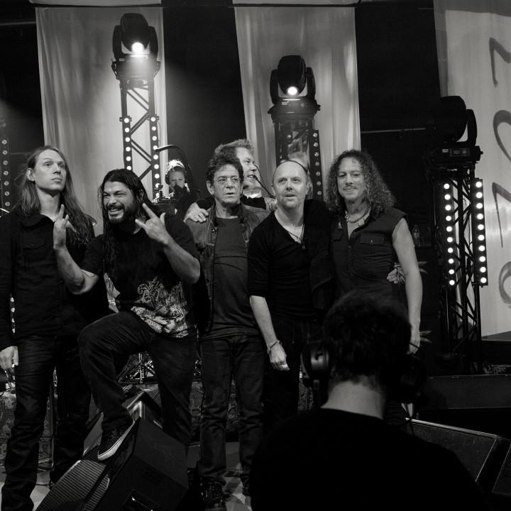 Ein Abend mit Lou Reed & Metallica