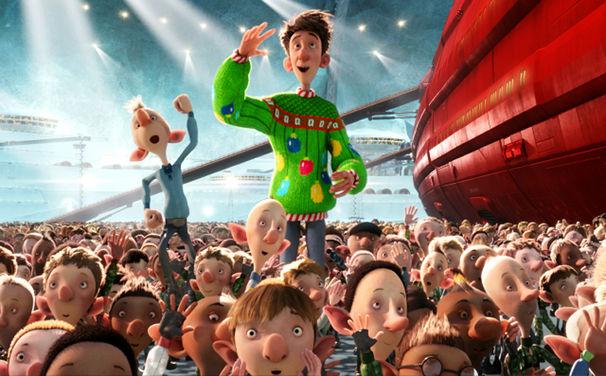 Justin Bieber, Ab heute läuft Arthur Weihnachtsmann im Kino!