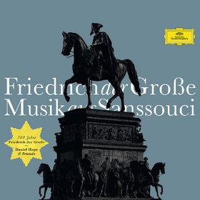 Daniel Hope, Friedrich der Große - Musik aus Sanssouci, 00028947647089