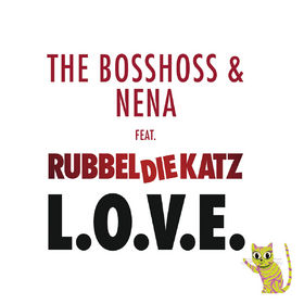 The BossHoss, L.O.V.E., 00602527909578