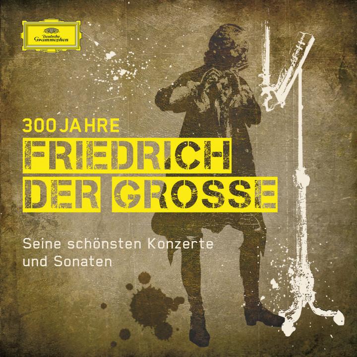 300 Jahre Friedrich der Grosse: Petri,M./Gallois,P./BP/Karajan,H.v./+