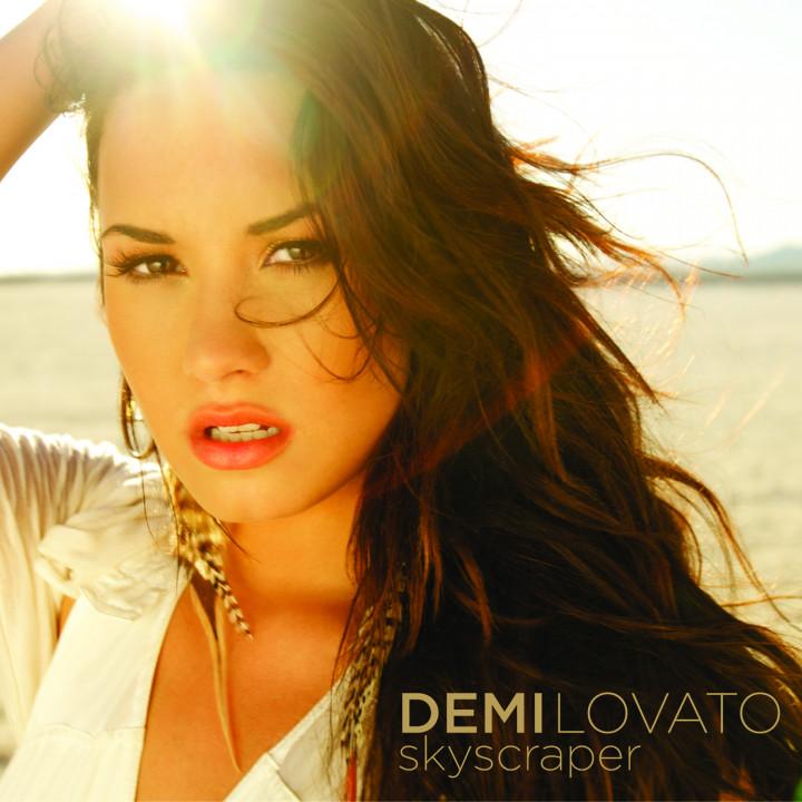 Demi Lovato Skyscraper