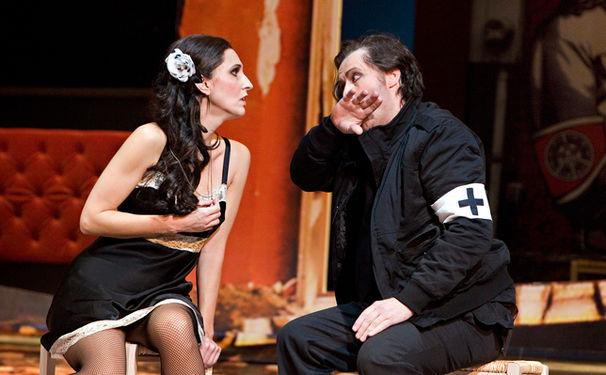 Georges Bizet, Bizets Carmen feiert Premiere an der Komischen Oper