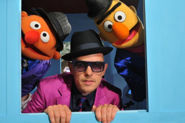Jan Delay Ernie und Bert