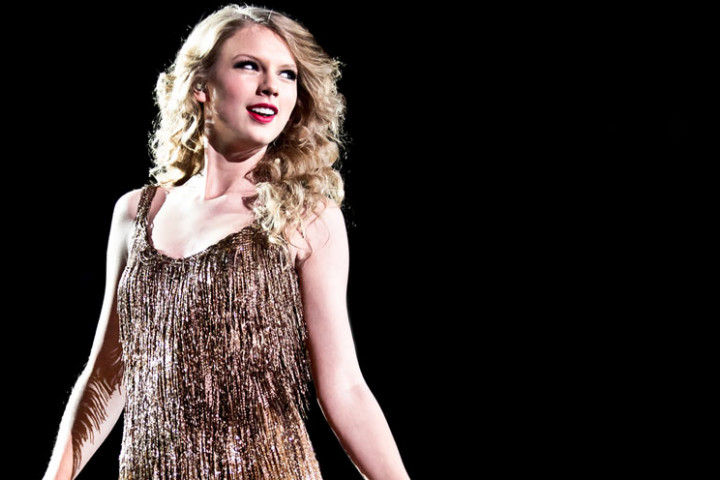 Taylor Swift – Speak Now World Tour 10