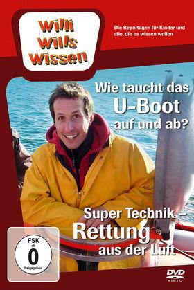 Willi wills wissen, Rettung aus der Luft/ Wie taucht das U-Boot auf und ab?, 00602527901107