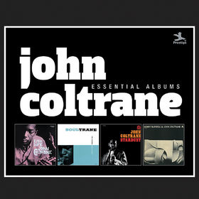 John Coltrane, Essential Albums: Lush Life/Soultrane/Stardust, 00888072332034