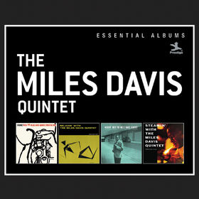 Miles Davis, Essential Albums: Cookin'/Relaxin'/Workin'/Steamin', 00888072332041