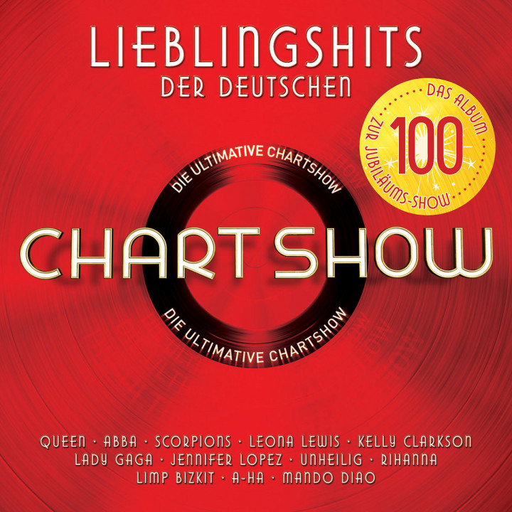 Ultimative Chartshow Lieblingshits der Deutschen: Various Artists
