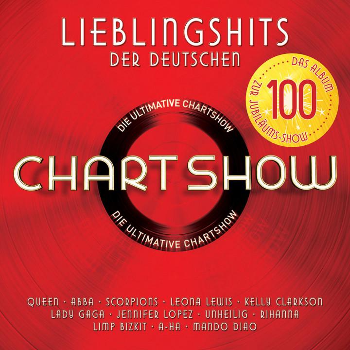 Ultimative Chartshow Lieblingshits der Deutschen: Various Artists
