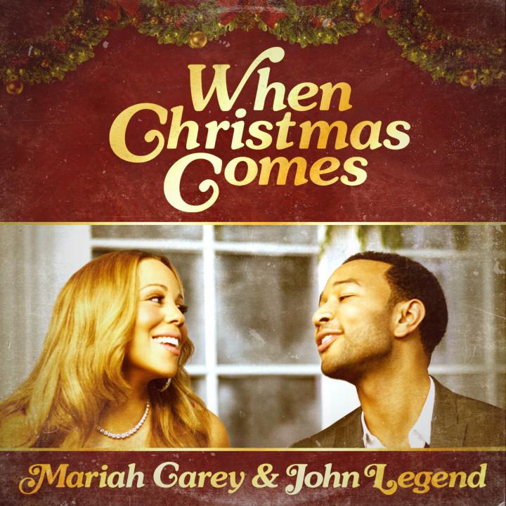 When Christmas Comes feat. John Legend