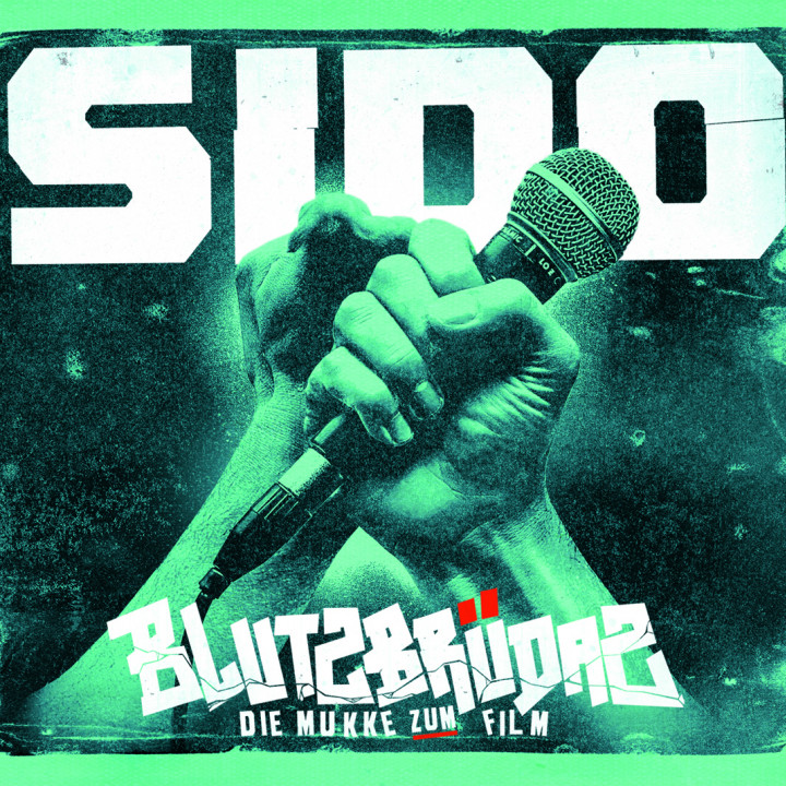 FINALES_Sido_Blutzbrüdaz- Mukke Zum Film_Cover