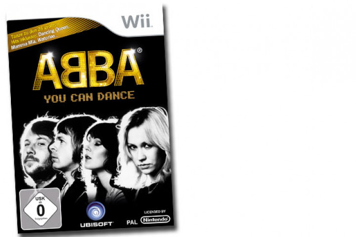 ABBA - You Can dance Ubisoft