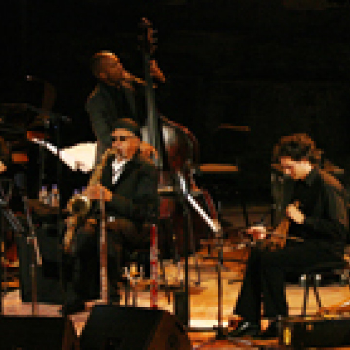 Jason Moran, Maria Farantouri, Charles Lloyd ua c Yannis Falkonis / ECM Records