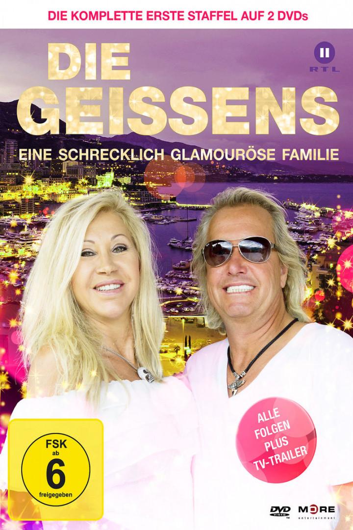 Die Geissens - eine schrecklich glamouröse Familie: Geissens,Die