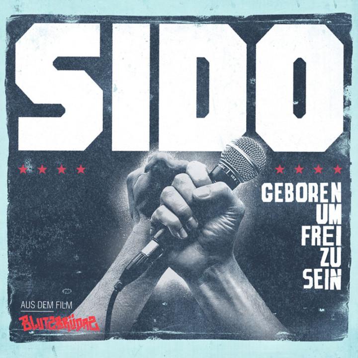 Sido Cover Geboren um frei zu sein