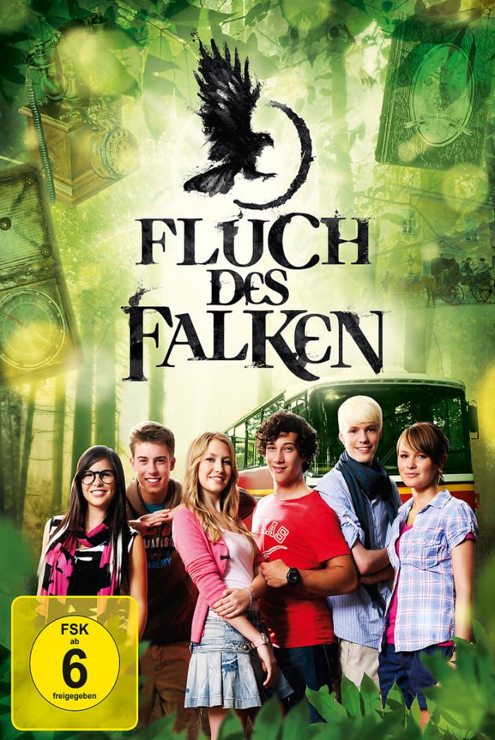 Fluch des Falken - Die komplette Staffel: Fluch des Falken