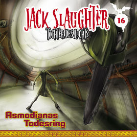 Jack Slaughter, 16: Asmodianas Todesring, 00602527615899