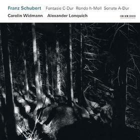 Carolin Widmann, Franz Schubert: Fantasie C-Dur / Rondo h-Moll / Sonate A-Dur, 00028947645467