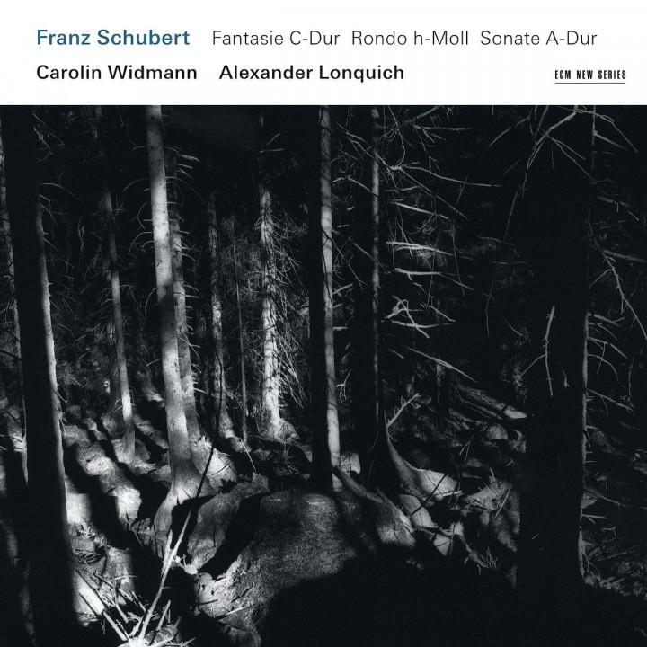 Fantasie D-Dur / Rondo h-Moll / Sonate A-Dur: Widmann,Carolin/Lonquich,Alexander