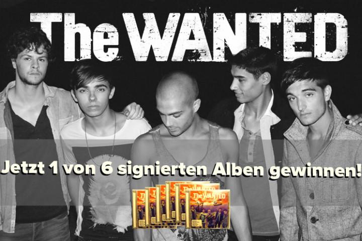 The Wanted_Gewinnspiel