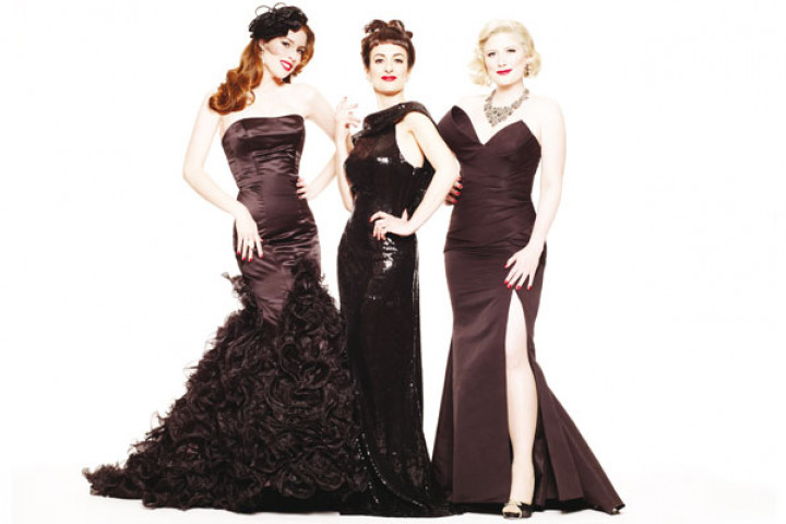 The Puppini Sisters c Peter Zownir