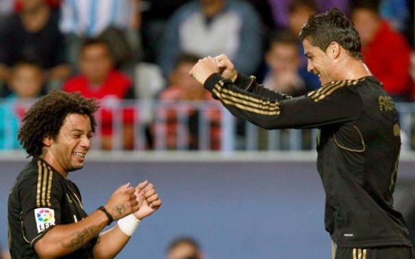 Michel Teló, Christiano Ronaldo tanzt die Ai Se Eu Te Pego-Choreographie