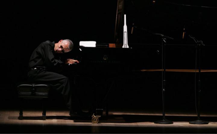 Keith Jarrett c Richard Termine / ECM Records
