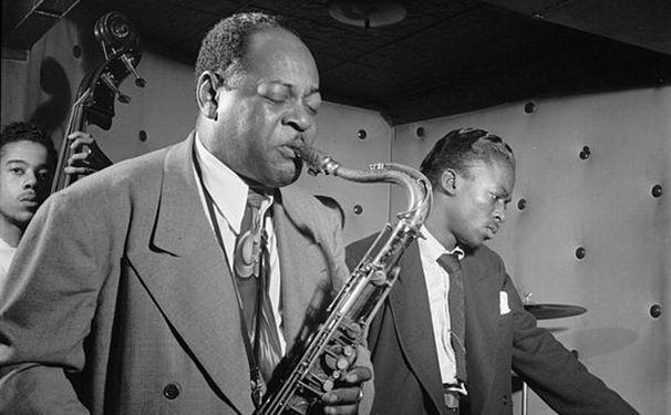 Coleman Hawkins, radioJazznacht - Coleman Hawkins & Georgie Auld