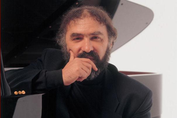 Radu Lupu, Klavierabend - Radu Lupu