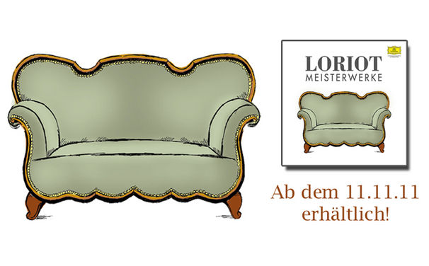 Loriot, Holleri du dödel di! - Die Welt des Loriot