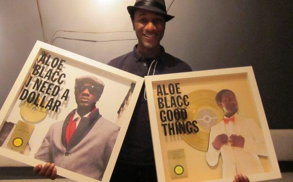 Aloe Blacc, Edelmetall für den Soul-Überflieger