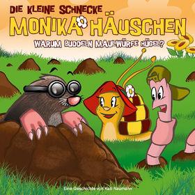 Die kleine Schnecke Monika Häuschen, 22: Warum buddeln Maulwürfe Hügel?, 00602527898469