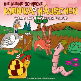 Die kleine Schnecke Monika Häuschen, 23: Warum haben Hasen lange Ohren?, 00602527898483