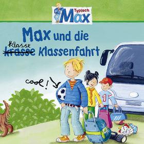 Max, 04: Max und die kl(r)asse Klassenfahrt, 00602527849997