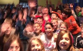 Reinhard Horn, Reinhard Horn unterstützt Ein Herz für Kinder
