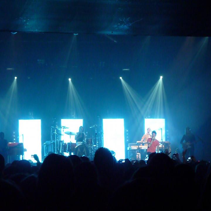 Maroon 5 Konzert 4.12. Berlin Columbiahalle 02